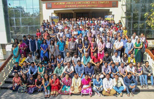 36th Annual Meeting of Astronomical Society of India from 5-9 Feb 2018 at Osmania University, Hyderabad