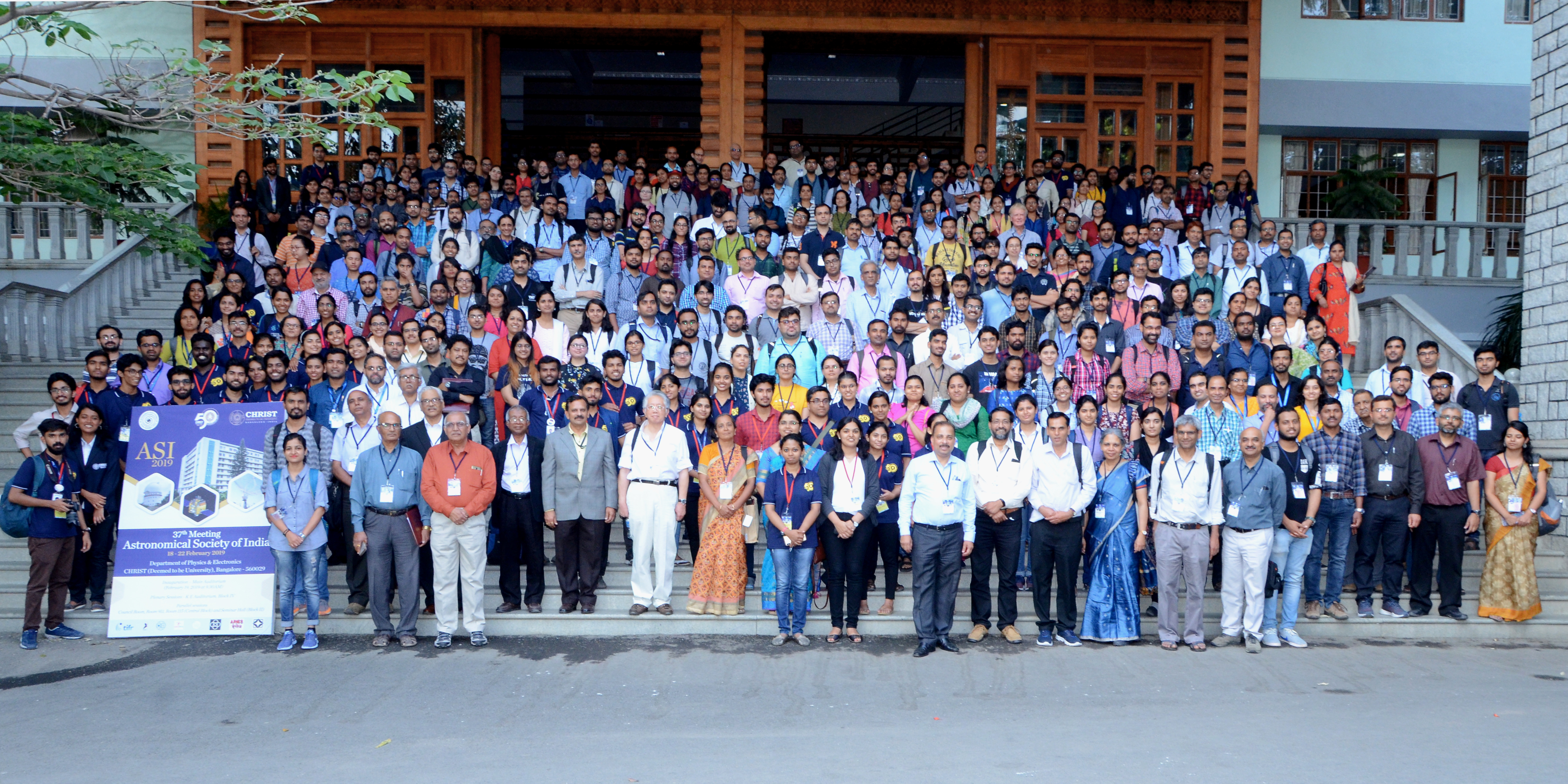 One Day Workshop on National Large Optical-NIR Telescope | 37th